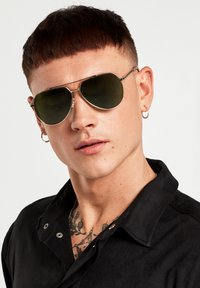 Hawkers - SHADOW - Sunglasses - gold - 0