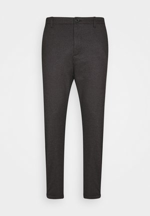 PISA HOUND PANT - Trousers - black