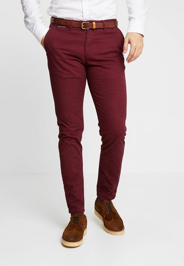 Pantalones Rojos De Hombre Online Zalando