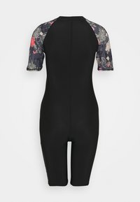 Zoggs - HAPPY KNEESUIT - Swimsuit - black - 1