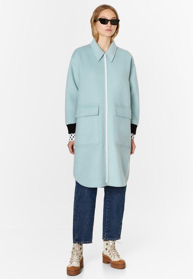 Classic coat - fresh mint