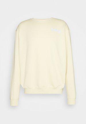 BREEZE REGULAR UNISEX - Sweatshirt - dusty yellow