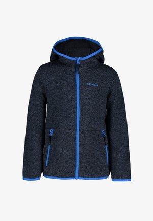 Soft shell jacket - dunkel blau
