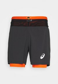 ASICS - FUJITRAIL SHORT - Sportovní kraťasy - graphite grey - 0