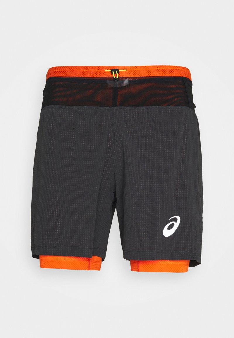 ASICS - FUJITRAIL SHORT - Sportovní kraťasy - graphite grey