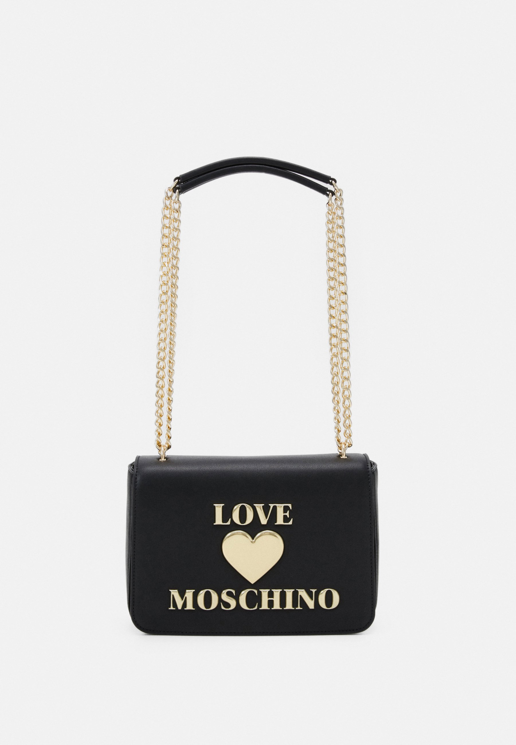 Love Moschino BORSA QUILTED Håndveske black Zalando.no