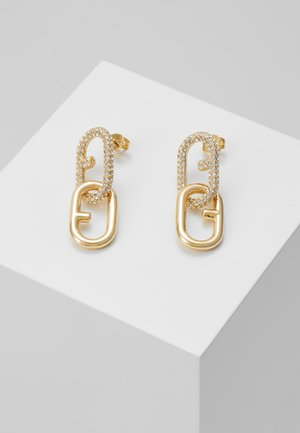 PAVE EARRING - Oorbellen - color-coloured