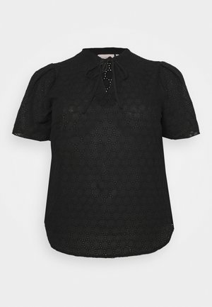CARAGATA - Blouse - black