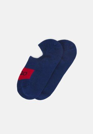 LOW CUT LABEL 2 PACK - Sportovní ponožky - open blue