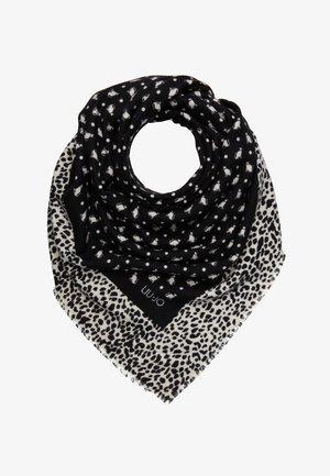 FOULARD GARZATO PENOMBRE MACULA COLO - Tørklæde / Halstørklæder - black
