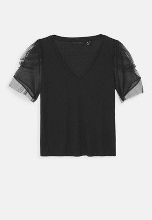 VMFIA TOP  - Print T-shirt - black