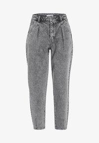Cache Cache - MIT ABNÄHERN - Slim fit jeans - denim gris - 3