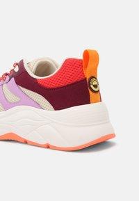 Scotch & Soda - CELEST - Sneakers laag - pink/multi - 5