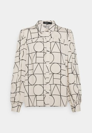 MONTOYA - Button-down blouse - sandshell