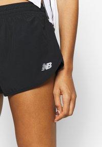 New Balance - ACCELERATE SHORT - Pantalón corto de deporte - black - 4