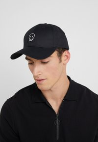 The Kooples - CASQUETTE HAPPY SKULL - Cap - black - 1