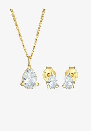 JEWELRY SET CLASSIC - Necklace - gold