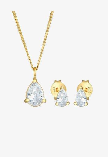 JEWELRY SET CLASSIC - Ketting - gold