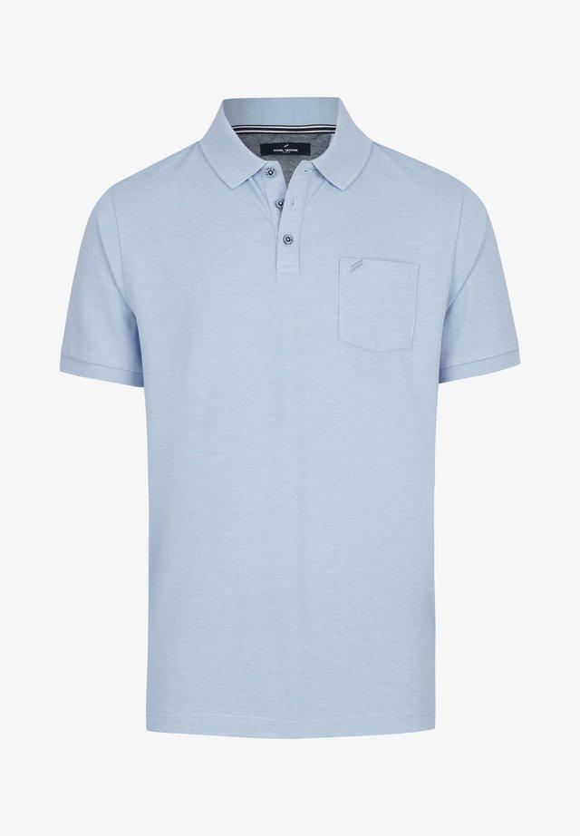 Poloshirt - hellblau