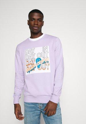 JORBREATH CREW NECK  - Sweatshirt - lavender