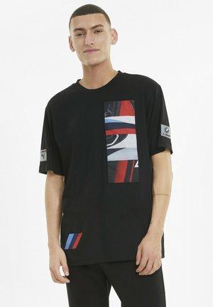 MOTORSPORT  - Print T-shirt - puma black