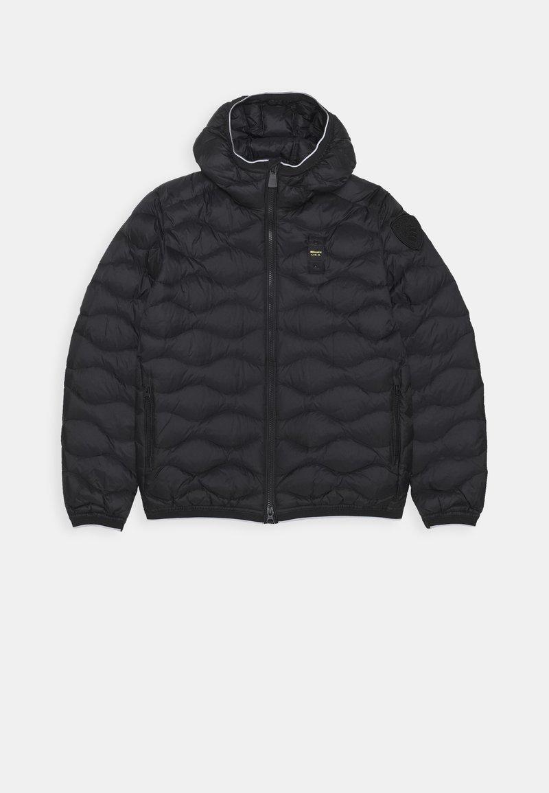 Blauer - GIUBBINI IMBOTTITO - Light jacket - black
