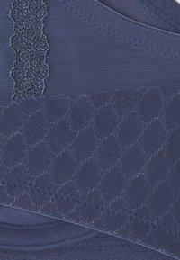 Triumph - AZALEA FLORALE - Underwired bra - crown blue - 2