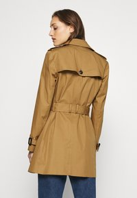 Tommy Hilfiger - SINGLE BREASTED - Trenchcoat - countryside khaki - 2