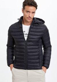 DeFacto - Winter jacket - Black - 0
