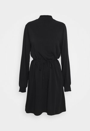 VIDANIA SMOCK DRESS - Kjole - black