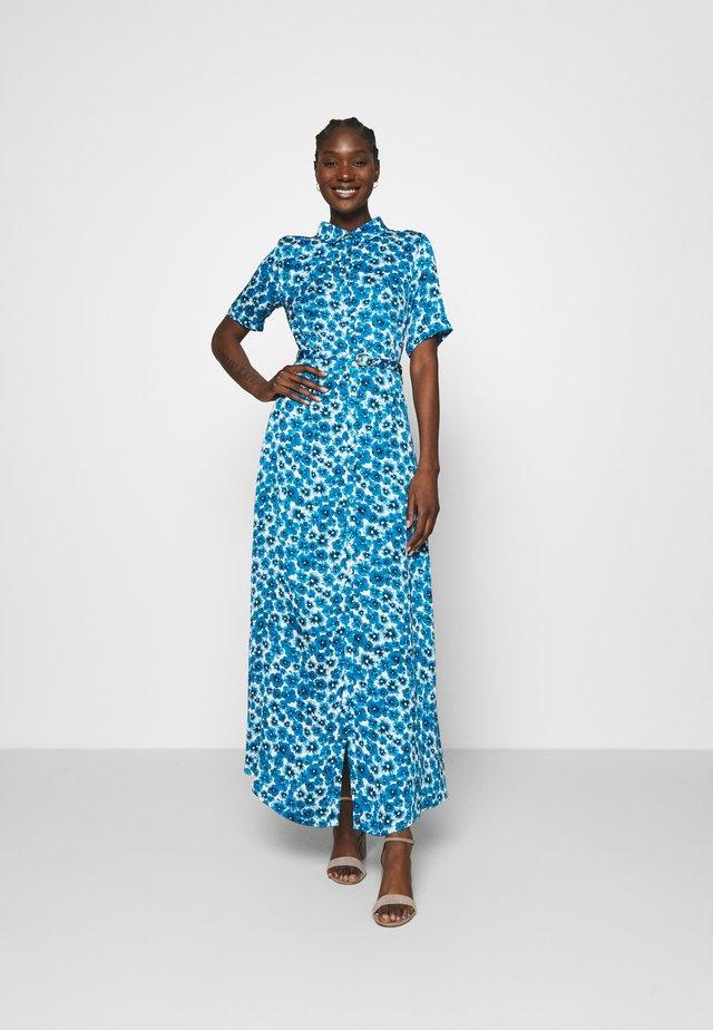 MIA DRESS - Korte jurk - blue