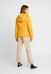 Tommy Jeans - ESSENTIAL HOODED JACKET - Veste d'hiver - golden glow - 3