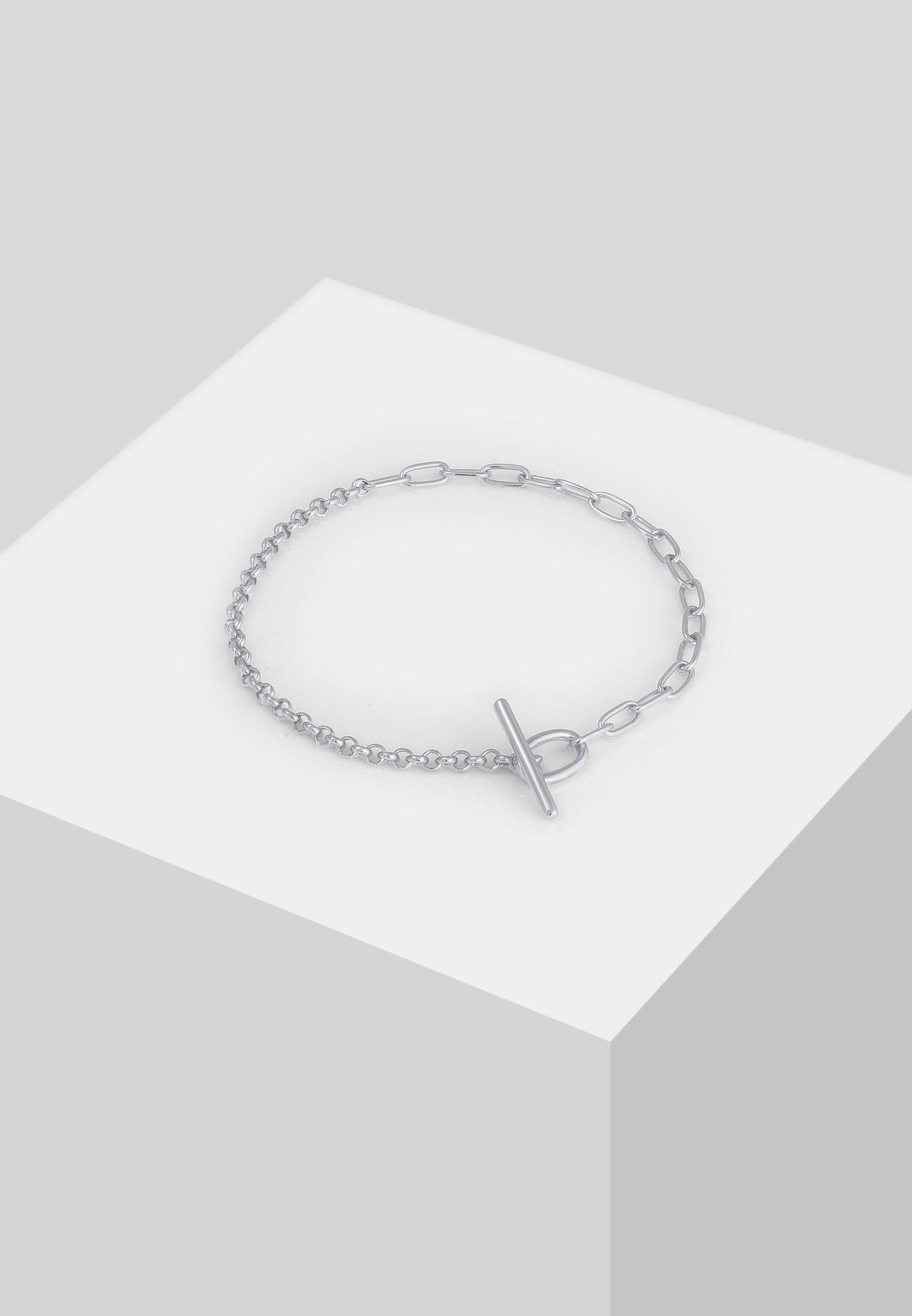 Elli Gliderkette - Armband Silber