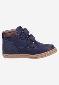 Kickers - TACKEASY - Zapatos de bebé - blue - 5