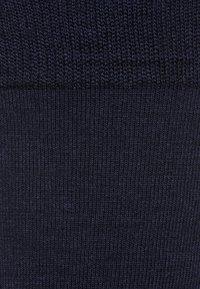FALKE - SOFTMERINO - Knee high socks - dark navy - 1