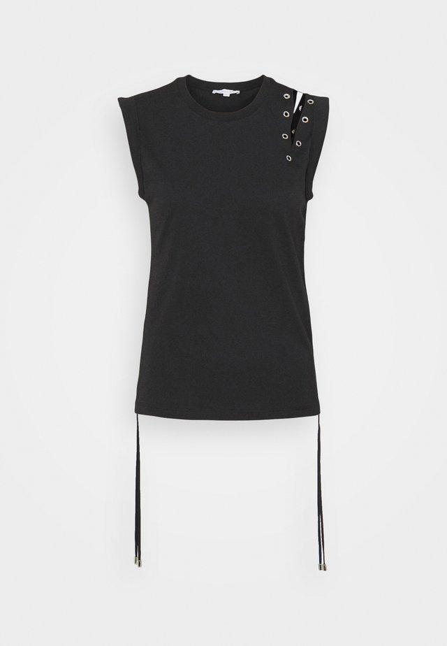 MAGLIA - T-shirt print - nero