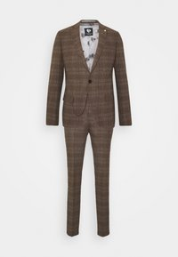 Twisted Tailor - PETTIS SUIT - Suit - brown - 8