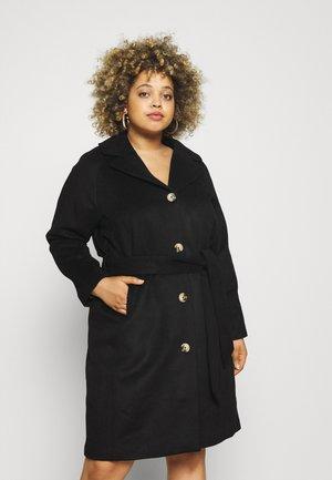 SLFMIKA COAT - Klasyczny płaszcz - black
