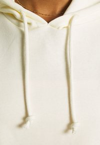 Pieces - Hoodie - white pepper - 6