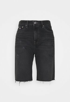 HARPER BERMUDA - Short en jean - black denim