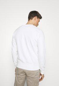 GANT - ORIGINAL C NECK - Sweatshirt - eggshell - 2