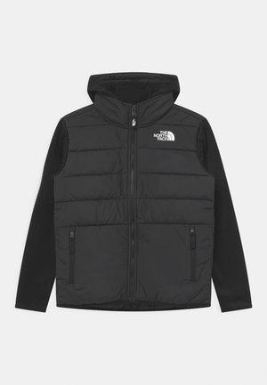 SURGENT HYBRID INSULATED UNISEX - Winter jacket - black