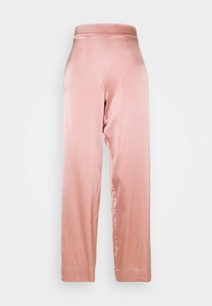 THE LONDON BOTTOM - Pyjama bottoms - dusty rose