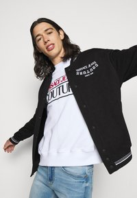 Versace Jeans Couture - Bomber Jacket - black - 4