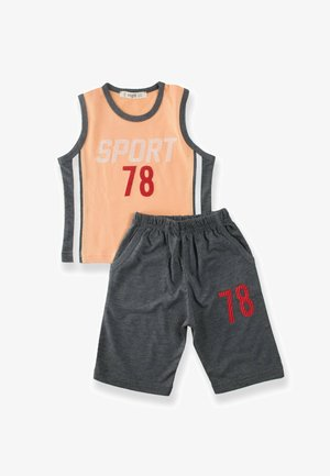 SET - Shorts - salmon