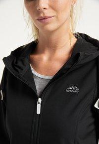 ICEBOUND - Outdoor jacket - schwarz - 3