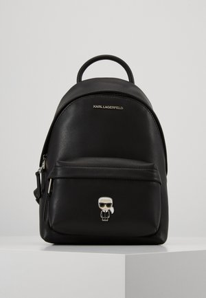IKONIK PIN BACKPACK - Sac à dos - black