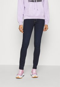 Levi's® - 721 HIGH RISE SKINNY - Jeans Skinny Fit - marine truth t2 - 0