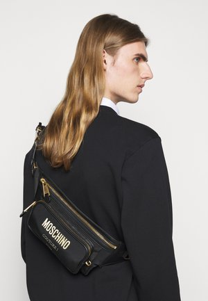 UNISEX - Bum bag - fantasy black