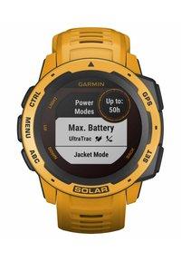 Garmin - Smartwatch - gelb - 5